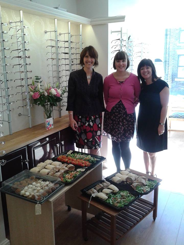 Park Lane opticians Macclesfield opens