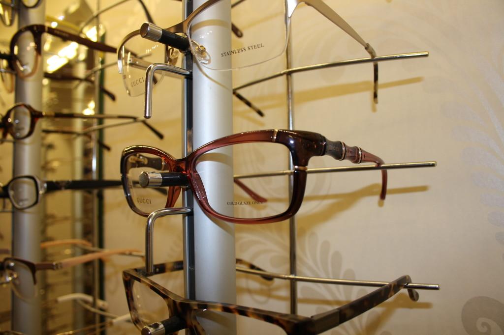 designer frames at Park Lane opticians Macclesfield