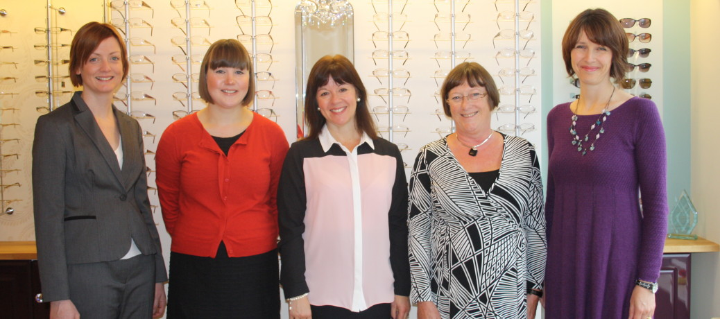 Park Lane Opticians Staff