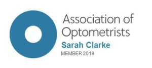 Sarah Clarke - Association of Optometrists