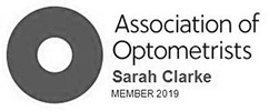Sarah Clarke Association of Optometrists 2019