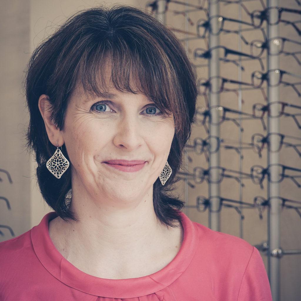 Sarah Clarke, Optometrist • Park Lane Opticians