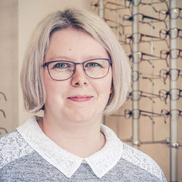 Emma McQueen, Optical Assistant • Park Lane Opticians