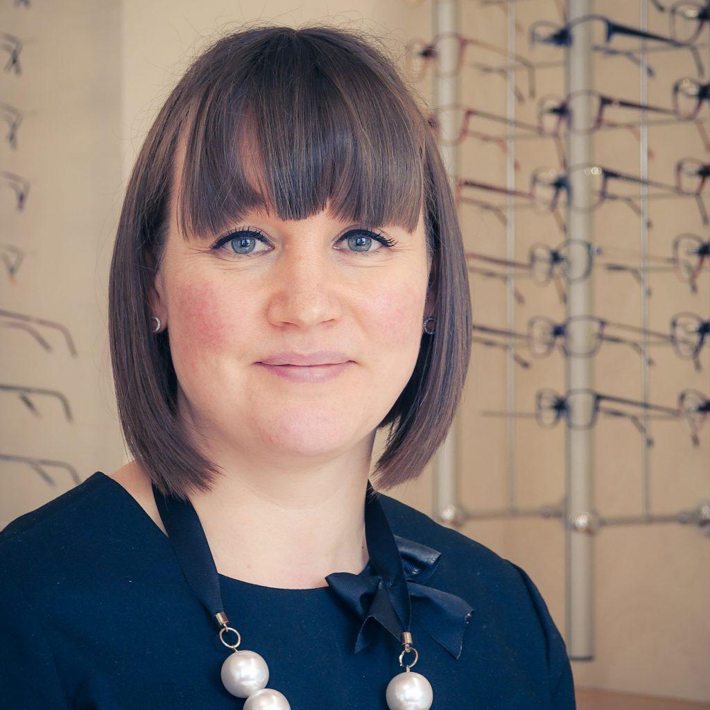 Naomi Farr,Dispensing Optician • Park Lane Opticians