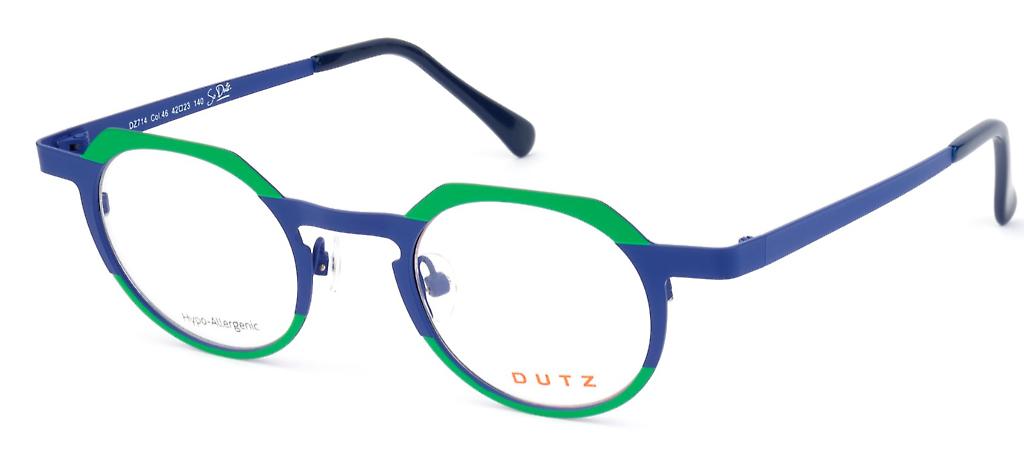 Blue green dutz